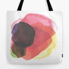Rainbow Watercolor Immersion Tote Bag