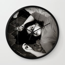this is a selfish self-awareness, chapter 3 Wall Clock