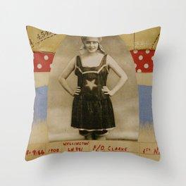 Navigation Queen - Still Life Throw Pillow