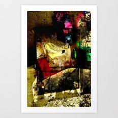 Hypoxia Art Print