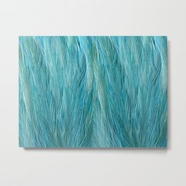 Feather Soft Metal Print