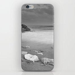 White rock iPhone Skin