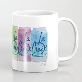 La Croix Illustration Coffee Mug