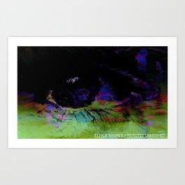Window Of The Soul - Desire Art Print