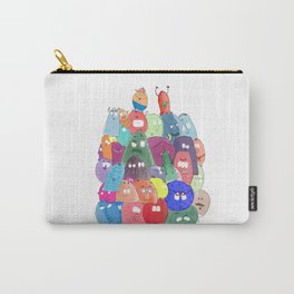 Annoying monsters Carry-All Pouch
