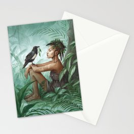 Kadiatou ~ A Compendium Of Witches Stationery Cards