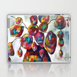 A tombe crochu, serie au jardin Laptop & iPad Skin