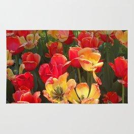 Theory of Tulips Rug