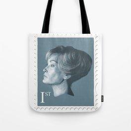 Jessica Lange Tote Bag