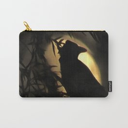 Raven Moon Carry-All Pouch