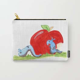 Why You Always get first bite? Carry-All Pouch