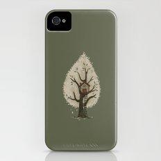 Tree House iPhone (4, 4s) Slim Case
