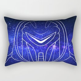 Cylon blue Rectangular Pillow