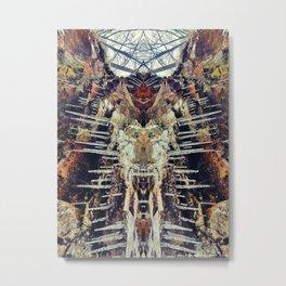 Stalatgmiti Metal Print