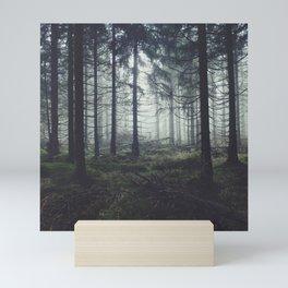 Through The Trees Mini Art Print