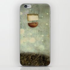 Sinking iPhone & iPod Skin
