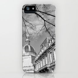Church Eglise Sainte-Marie Madeleine iPhone Case