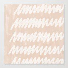 static blush Canvas Print