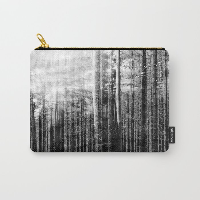 Forest V Carry-All Pouch
