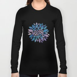 Floral Abstract 34 Long Sleeve T-shirt