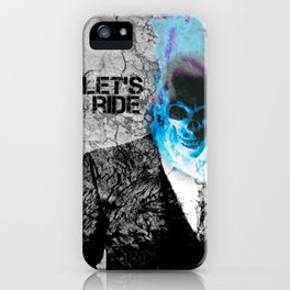 UNREAL PARTY 2012 GHOST RIDER iPhone Case