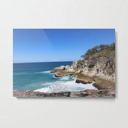 North Stradbroke Island Australia Metal Print