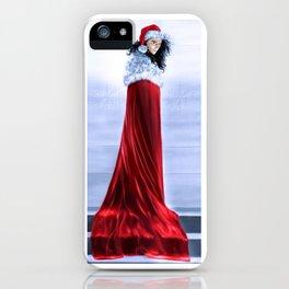 Loki - Burdened with Glorious Purpose XIII Version II iPhone Case