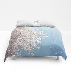 Cherry Blossom Tree Comforters