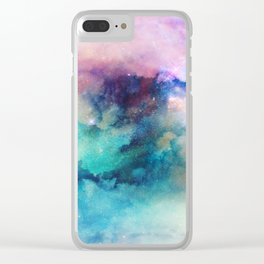 Dreaming by Nature Magick Clear iPhone Case