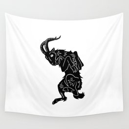 Live Deliciously Wall Tapestry
