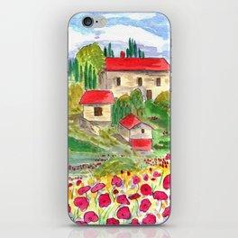 Tuscan iPhone Skin