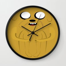ADVENTURE TIME: JAKE Wall Clock