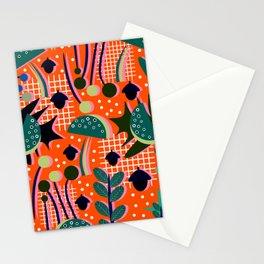 When autumn turns to winter Stationery Cards