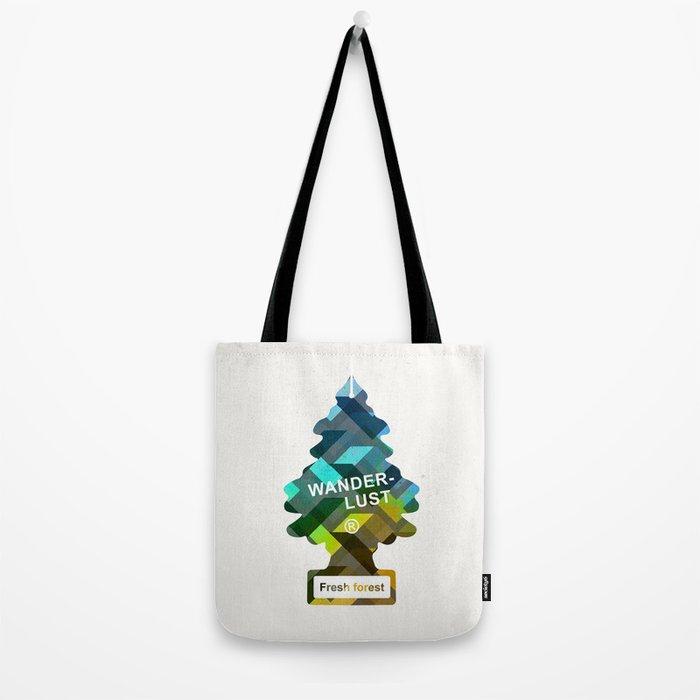 Wunderbar forests Tote Bag