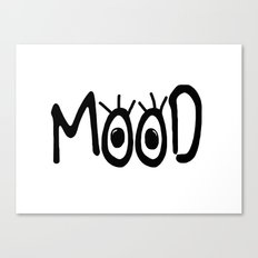 Mood #3 Canvas Print
