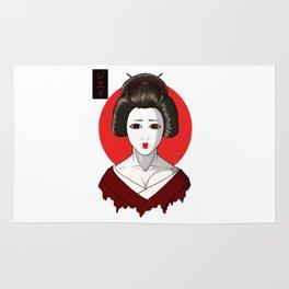 The Geisha Rug