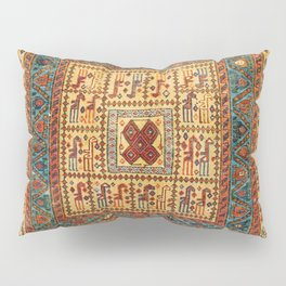 Afshar Ru Khorssi South Persian Table Cover Pillow Sham