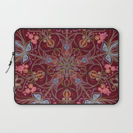 Colorful Mandala Laptop Sleeve