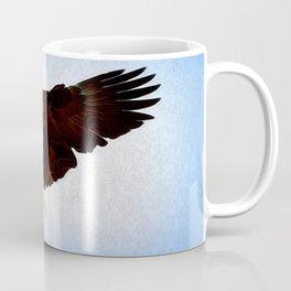 Eagle Warrior - Bald Eagle Artwork Coffee Mug
