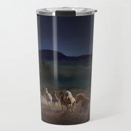 Moonlight Run Travel Mug