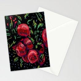 MANZANO NOCTURNO Stationery Cards