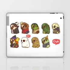 Puglie Halloween Laptop & iPad Skin