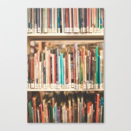Read More Canvas Print