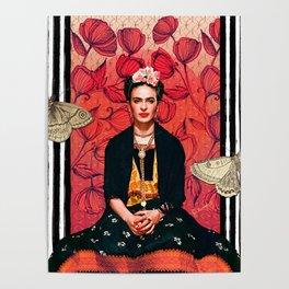 Frida enamorada Poster