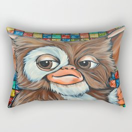 Gizmo  Rectangular Pillow