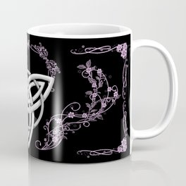 Triquetra Flourish Coffee Mug