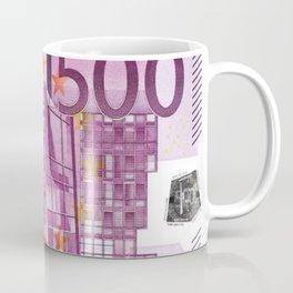 500 EURO Coffee Mug