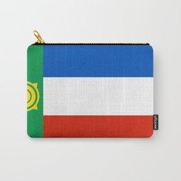 khakasiya flag Carry-All Pouch