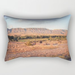 Witching Hour on the Great Plains Rectangular Pillow