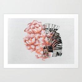 One king Art Print